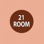 21 ROOM - African Techno (Front Cover)