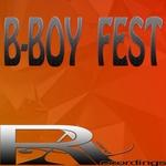 VARIOUS - B-BOY FEST (Front Cover)