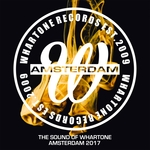 VARIOUS - The Sound Of Whartone Amsterdam 2017 (Front Cover)