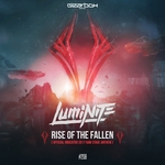 LUMINITE - Rise Of The Fallen (Front Cover)