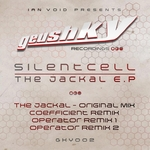 SILENTCELL - The Jackal (Front Cover)
