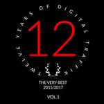 VARIOUS - Twelve Years Of Digital Traffik Vol 1 (Front Cover)