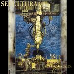 SEPULTURA - Chaos A.D. (Expanded Edition) (Front Cover)