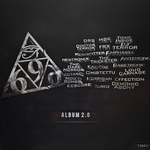 VARIOUS - Triple Six Records Album 2.0 (Front Cover)
