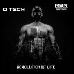 D-TECH - Revolution Of Life (Front Cover)