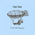 PIQUE DAME - Comfortable Response (Front Cover)