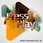 VARIOUS - Drop The Bass Vol 05 (Front Cover)
