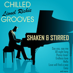 SHAKEN & STIRRED - Chilled Lionel Ritchie Grooves (Front Cover)