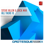 STEVE ALLEN & ZACK MIA - All There Is (Front Cover)