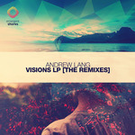 ANDREW LANG - Visions (The Remixes) (Front Cover)