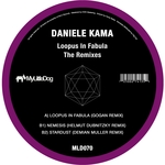 DANIELE KAMA - Loopus In Fabula (The Remixes) (Front Cover)