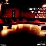 BRETT STARR - The Music (Front Cover)
