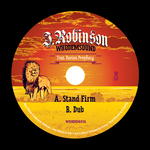 J.ROBINSON WHODEMSOUND - Stand Firm (Front Cover)
