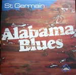 ST GERMAIN - Alabama Blues (Front Cover)
