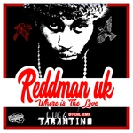 REDDMAN UK - Where Is The Love (Front Cover)