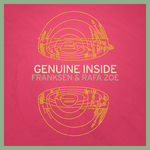FRANKSEN & RAFA ZOE - Genuine Inside (Front Cover)