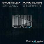 STAN KOLEV & MATAN CASPI - Enigma EP (Front Cover)