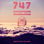 RIDDIM ADDICT - 747 (Float Away With Me) (Front Cover)