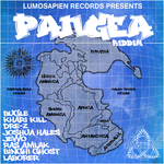 VARIOUS - Pangea Riddim (Front Cover)