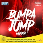 VARIOUS - Bumper Jump Riddim (Front Cover)