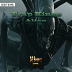 TRAP KINGS - Alien (Front Cover)