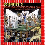PRINCE JAMMY/THE SCIENTIST - The Scientist's Big Showdown (Front Cover)