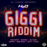 VARIOUS - Giggi Riddim (Explicit) (Front Cover)
