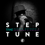TRAC feat RANDOM MOVEMENT - Step Tune (Front Cover)