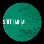 GEORGE LIBE - Sheet Metal (Front Cover)