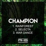 CHAMPION - Rainforest (Front Cover)