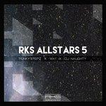 VARIOUS - RKS Allstars 5 (Front Cover)