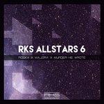 ROSKA/MAJORA/MURDER HE WROTE - RKS Allstars 6 (Front Cover)