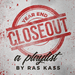 RAS KASS - Year End Closeout: A Ras Kass Playlist (Front Cover)