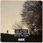 GALACTIXX - Out Of The Dark (Front Cover)