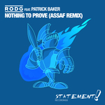 RODG feat PATRICK BAKER - Nothing To Prove (Front Cover)