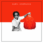 DAWN RICHARD - Stopwatch (Front Cover)
