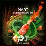 MART - Overseas Samba (Front Cover)