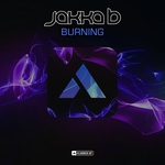JAKKA B - Burning (Front Cover)