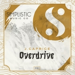 J CAPRICE - Overdrive (Front Cover)
