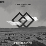 ALBERTO SANTANA - Ixion (Front Cover)