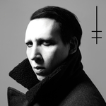MARILYN MANSON - Heaven Upside Down (Explicit) (Front Cover)