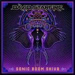 DAVID STARFIRE - Sonic Boom Shiva (Front Cover)