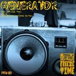 GENERATOR - Generator (Front Cover)