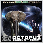 OCTOPUZ - Children Of The Desert (Front Cover)