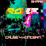 RAIZE - Cause 4 Koncern EP (Front Cover)