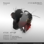 REQWEST - XTA EP (Front Cover)