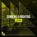 DOMENO & NIGHTRO - Locura (Front Cover)