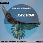 MARKUS MOLONOFF - Falcon (Front Cover)