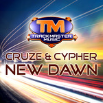 CRUZE & CYPHER - New Dawn (Front Cover)
