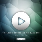 BOUNCE INC & TWOLOUD vs DAAV ONE - Bonkers (Front Cover)
